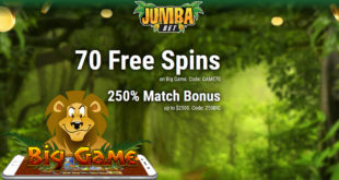 Jumba Bet Free Chip No Deposit